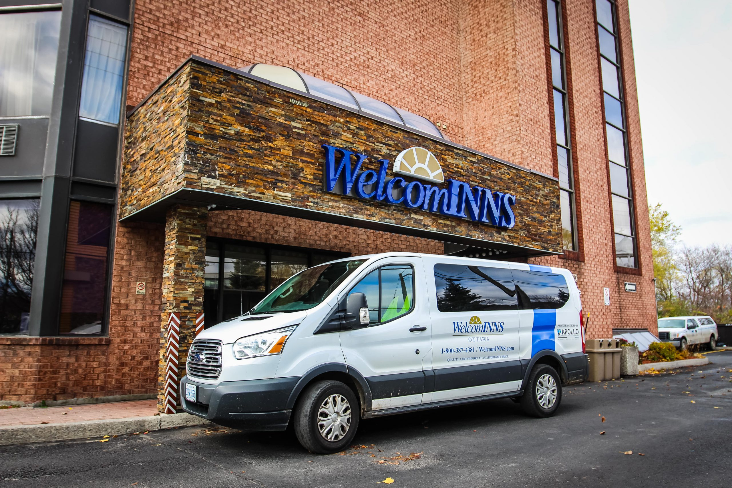 Welcominns Private Shuttle