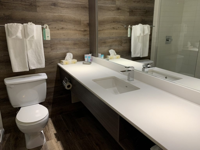 Renovated Bathrooms